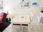 Dining Area Island Echos 3M Fort Walton Beach Okaloosa Island Vacation Rentals