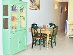 Dining Area Gulf Dunes 607 Fort Walton Beach Okaloosa Island Vacation Rentals