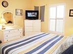 Master Bedroom Gulf Dunes 607 Fort Walton Beach Okaloosa Island Vacation Rentals