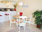 Dining Area Pelican Isle 414 Fort Walton Beach Okaloosa Island Vacation Rentals