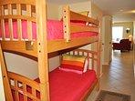 Hallway Bunk Beds Pelican Isle 414 Fort Walton Beach Okaloosa Island Vacation Rentals