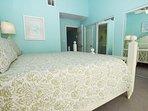 Master Bedroom, Sandollar Townhomes Unit 12 Miramar Beach House Destin Vacation Rentals