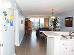 Kitchen The Terrace at Pelican Beach Resort Destin Florida Vacation Rentals