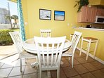 Dining Area Sandpiper Cove Resort 9106 Holiday Isle Destin Florida Vacation Rentals
