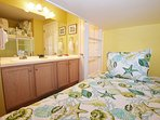Bunk Bed / Vanity Area Sandpiper Cove Resort 9106 Holiday Isle Destin Florida Vacation Rentals