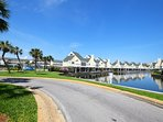 Beautiful Tropical Setting / Boat Harbor Sandpiper Cove Resort 9106 Holiday Isle Destin Florida Vacation Rentals
