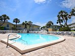 5 Pool Areas inside the Resort Sandpiper Cove Resort 9106 Holiday Isle Destin Florida Vacation Rentals