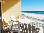 Balcony, Pelican Isle Resort Okaloosa Island