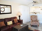 Living Room, Pelican Isle Resort Okaloosa Island
