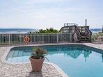 Enjoy the oceanfront view!