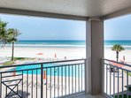 Balcony,Palm Tree,Tree,Railing,Fir