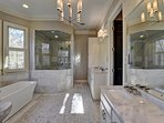 BEDROOM 1:  Master Bath