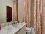 BEDROOM 5:  Full On Suite Bathroom