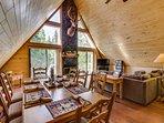 Living & Dining Room!