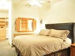 Master Bedroom - Walk In Closet View