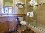 Master Shower- en-suite-