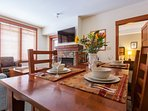 Dining Table ; Seats 4