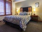 Guest Bedroom #2; Queen Bed