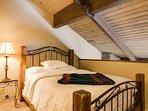 2nd Bedroom with queen and queen sleeper sofa
