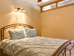 3rd Bedroom has queen bed-separate suite