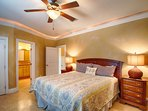 3rd Floor King Suite with Private Bath