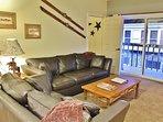 Living room in Snowblaze 309 - Park City