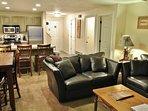 Living area in Snowblaze 309 - Park City