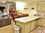 Kitchen in Snowblaze 309 - Park City