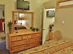 Bedroom #1 with king bed in Snowblaze 309 - Park City
