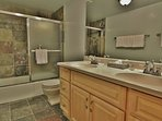 Master Bathroom with Shower/Tub Combo in Park City Racquet Club Village - Park City