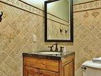 Media Room bathroom in Lookout 22 - Deer Valley