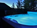 Hot tub at Lookout 22 - Deer Valley