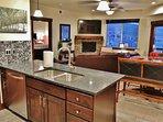 Park City Black Rock Ridge-Full stock Kitchen, Dining Room &, Living room- Park City