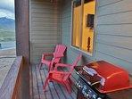 Park City Black Rock Ridge-Patio Deck with Grill - Park City