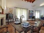 Villa Lefka interior