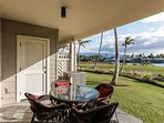 Fairway Villas M3 - Lanai with ocean view
