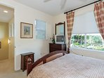 Fairway Villas M3 - Guest bedroom with TV