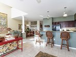 Fairway Villas M3 - Breakfast bar for 3