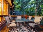 plenty of outdoor space