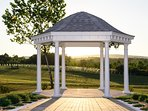 Gazebo for solemn ceremonies