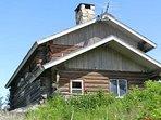 NorthWynn Vacation Rental Unique Vintage Log Home