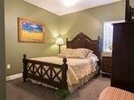 tommy Bahama queen sleep number bed 2nd bedroom