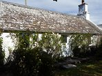 A beautiful 18th century croft house
