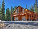 'Buzzard Mountain Home' in Fairplay w/ Large Deck!