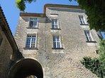 The Chateau de Goult