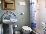 Washroom carefully detailed