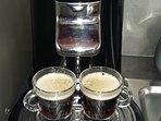 Café expresso OFFERT Cafetière Senseo à votre disposition