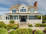 Beautifully updated oceanfront property steps away from Gooch's Beach.