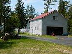 Garage / Guest House
