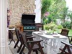 Enjoy your BBQ in the garden